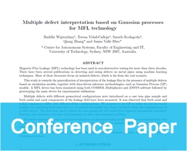my conference paper If you have questions about publishing conference papers or other questions about organizing a conference, please contact ieee meetings, conferences & events (mce.