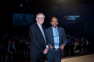 2016 Australian Water Association award